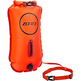 Zone3 Swim Safety Buoy Väska 28l orange